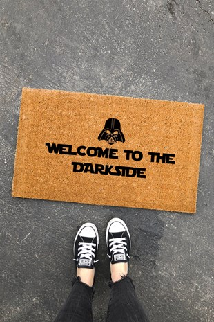 Welcome To The Darkside - Star Wars Paspas